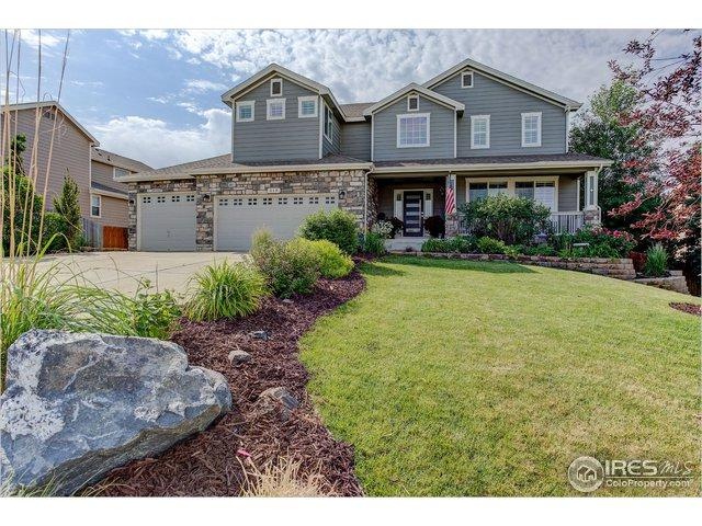 860 Quintana Ln, Erie, CO 80516 (MLS #857801) :: 8z Real Estate