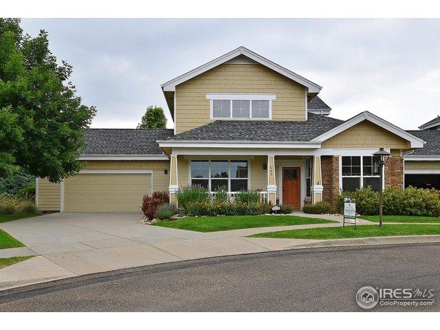 4751 Pleasant Oak Dr C65, Fort Collins, CO 80525 (MLS #857857) :: Tracy's Team