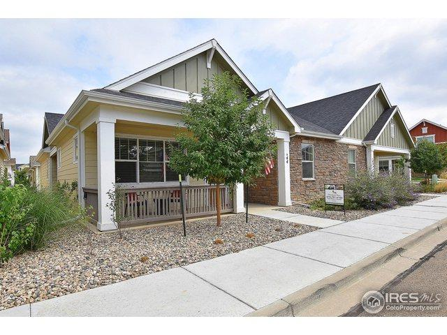 4751 Pleasant Oak Dr B44, Fort Collins, CO 80525 (MLS #857894) :: The Daniels Group at Remax Alliance