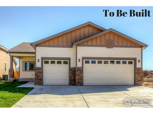 867 Prairie Dr, Milliken, CO 80543 (MLS #857897) :: The Daniels Group at Remax Alliance