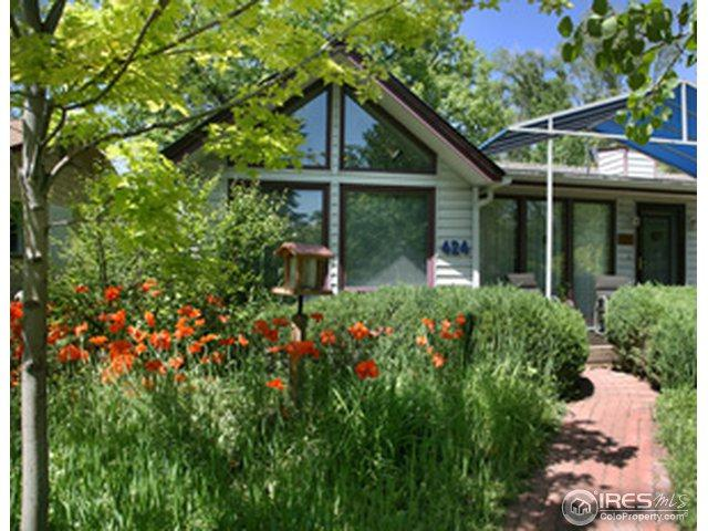 424 E Stuart St, Fort Collins, CO 80525 (MLS #857900) :: The Daniels Group at Remax Alliance