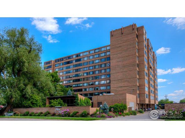 1850 Folsom St #1003, Boulder, CO 80302 (MLS #857966) :: The Daniels Group at Remax Alliance