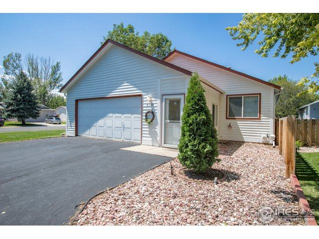 814 Arbor Ave H, Fort Collins, CO 80526 (#857982) :: The Griffith Home Team