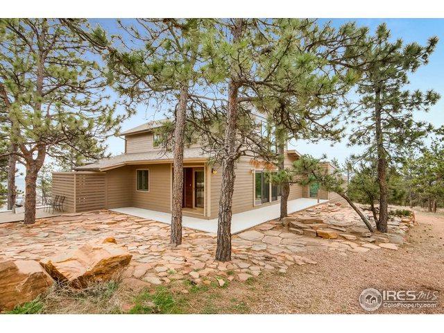 2570 Eagle Ridge Rd, Lyons, CO 80540 (MLS #857991) :: 8z Real Estate
