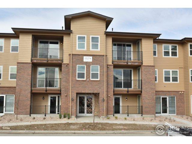 15274 W 64th Ln #101, Arvada, CO 80007 (MLS #858013) :: Tracy's Team