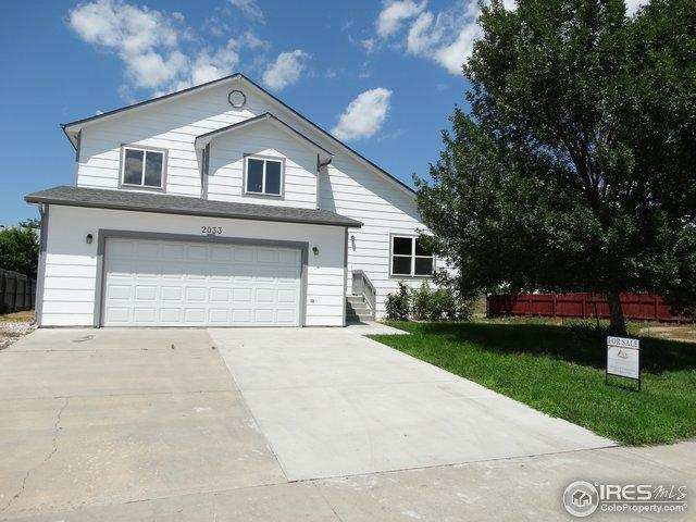 2033 Beech Ave, Greeley, CO 80631 (MLS #858074) :: Downtown Real Estate Partners