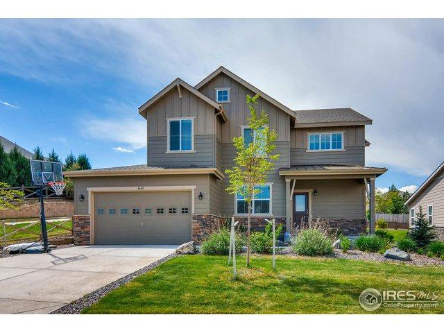 4640 W 108th Ct, Westminster, CO 80031 (#858101) :: The Peak Properties Group