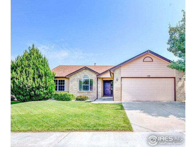 120 Whitney Bay, Windsor, CO 80550 (MLS #858166) :: The Daniels Group at Remax Alliance