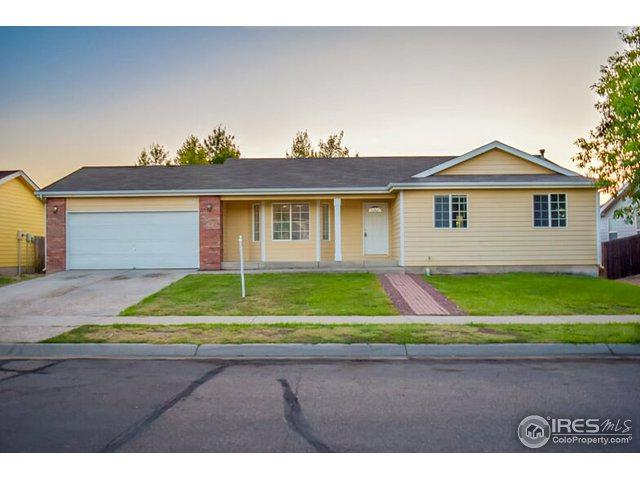 2021 Buckeye Ave, Greeley, CO 80631 (MLS #858175) :: Downtown Real Estate Partners