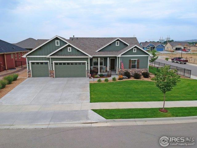 3730 Angora Dr, Loveland, CO 80537 (MLS #858181) :: The Daniels Group at Remax Alliance