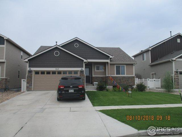 747 13TH St, Berthoud, CO 80513 (MLS #858226) :: The Daniels Group at Remax Alliance