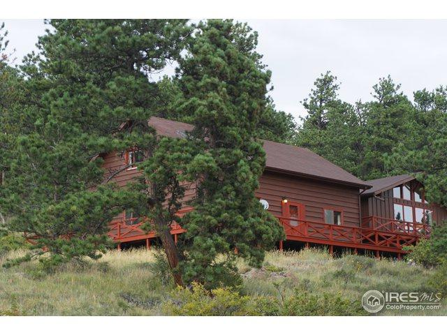 451 Taylor Rd, Lyons, CO 80540 (#858258) :: The Griffith Home Team