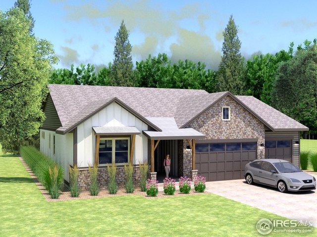 609 Harvest Moon Dr, Severance, CO 80550 (MLS #858289) :: Kittle Real Estate