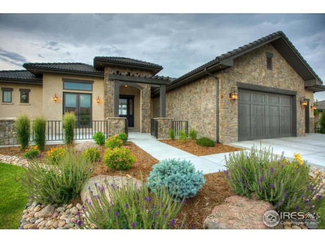 3876 Valley Crest Dr, Timnath, CO 80547 (#858324) :: The Peak Properties Group