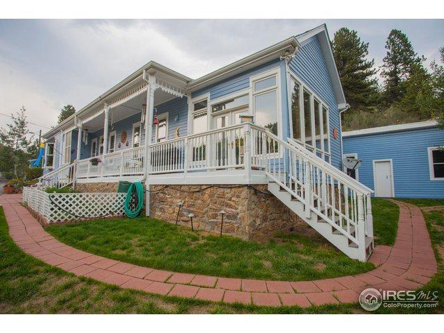 711 Eureka St, Central City, CO 80427 (MLS #858325) :: 8z Real Estate
