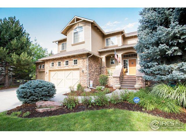 7221 Lacey Ct, Niwot, CO 80503 (#858327) :: The Peak Properties Group