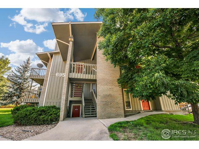 695 Manhattan Dr #219, Boulder, CO 80303 (MLS #858332) :: The Daniels Group at Remax Alliance