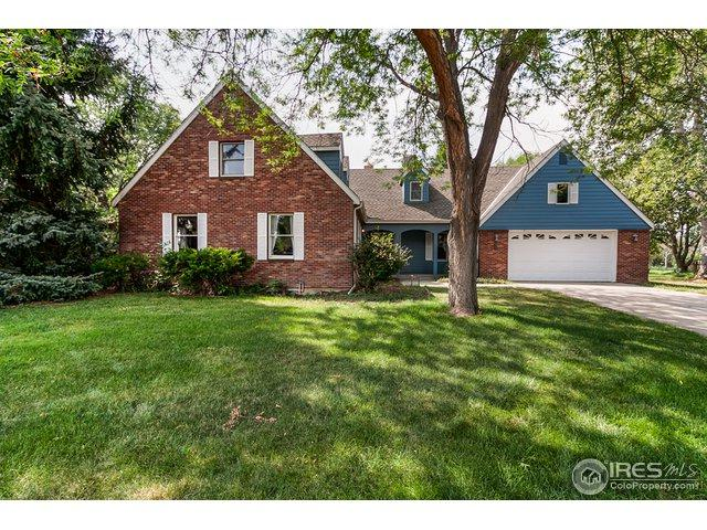 2309 Northridge Ct, Fort Collins, CO 80521 (#858410) :: The Peak Properties Group