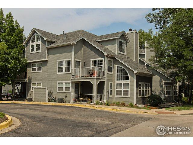 6701 S Ivy Way #1, Centennial, CO 80112 (MLS #858436) :: Tracy's Team
