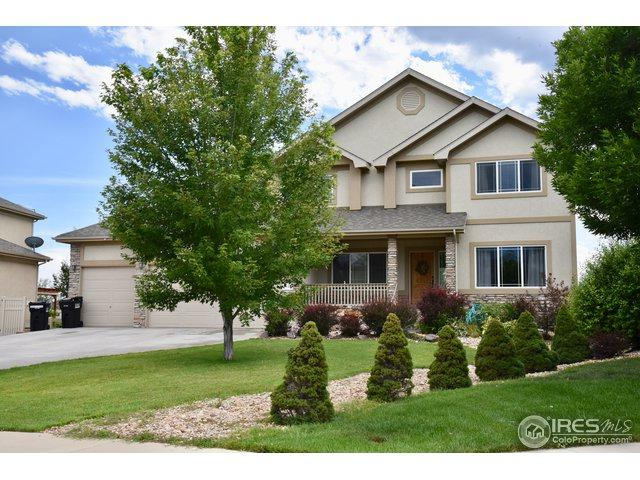 9841 Bluegrass St, Firestone, CO 80504 (#858438) :: The Griffith Home Team