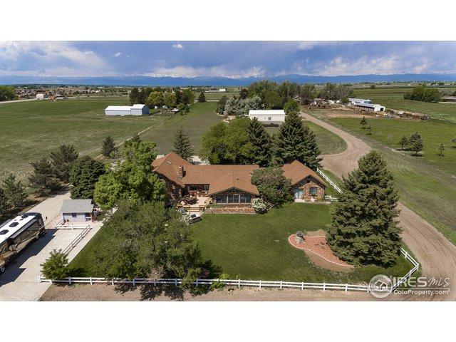 14196 County Road 7, Mead, CO 80542 (MLS #858446) :: Kittle Real Estate