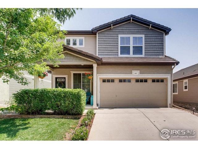 3907 Beechwood Ln, Johnstown, CO 80534 (#858477) :: The Griffith Home Team