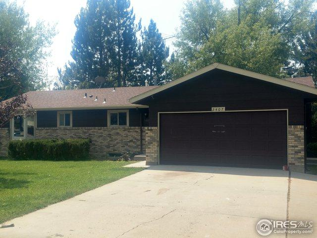 2407 27th Ave Pl, Greeley, CO 80634 (MLS #858486) :: 8z Real Estate