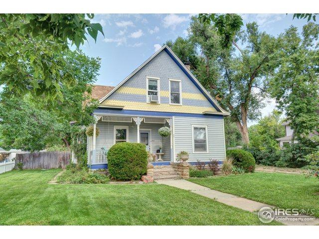 961 N 4th St, Berthoud, CO 80513 (MLS #858502) :: The Daniels Group at Remax Alliance