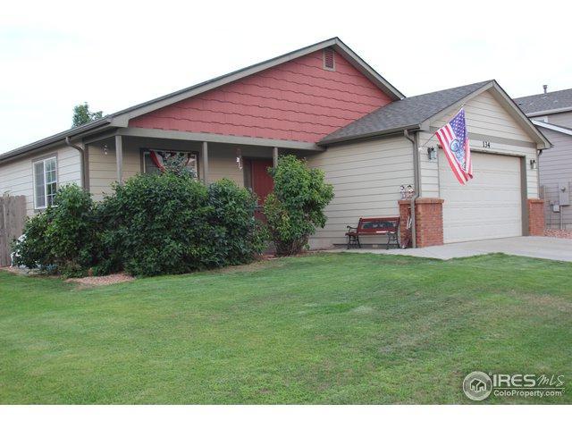 134 S Tamera Ave, Milliken, CO 80543 (#858535) :: The Peak Properties Group