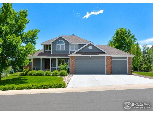 919 Battsford Cir, Fort Collins, CO 80525 (MLS #858554) :: The Daniels Group at Remax Alliance