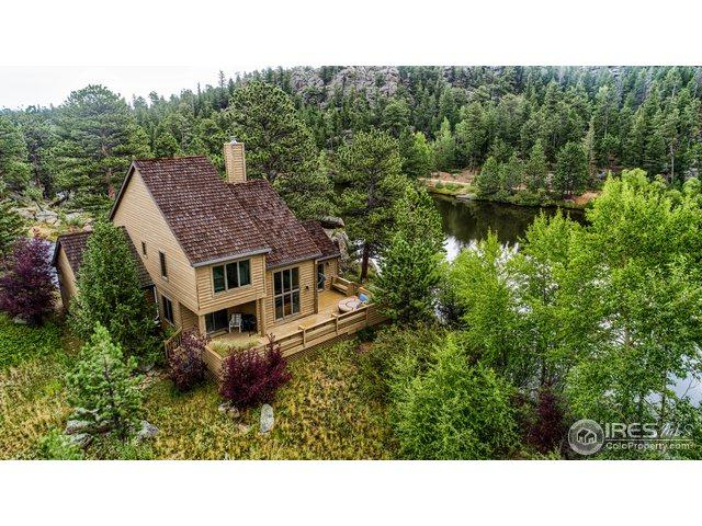 53 Three Lakes Ct, Red Feather Lakes, CO 80545 (MLS #858561) :: The Daniels Group at Remax Alliance