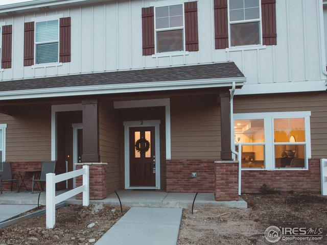 3051 County Fair Ln #4, Fort Collins, CO 80528 (MLS #858626) :: Downtown Real Estate Partners