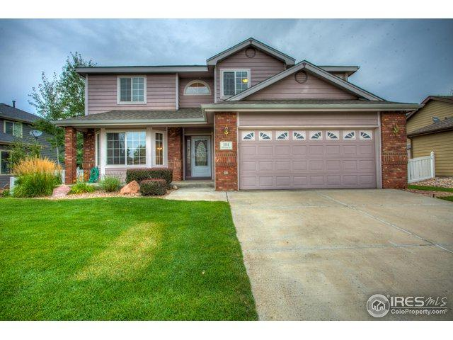 104 Rock Bridge Dr, Windsor, CO 80550 (MLS #858637) :: The Daniels Group at Remax Alliance