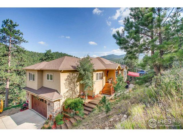 3044 High Rd, Evergreen, CO 80439 (MLS #858651) :: 8z Real Estate