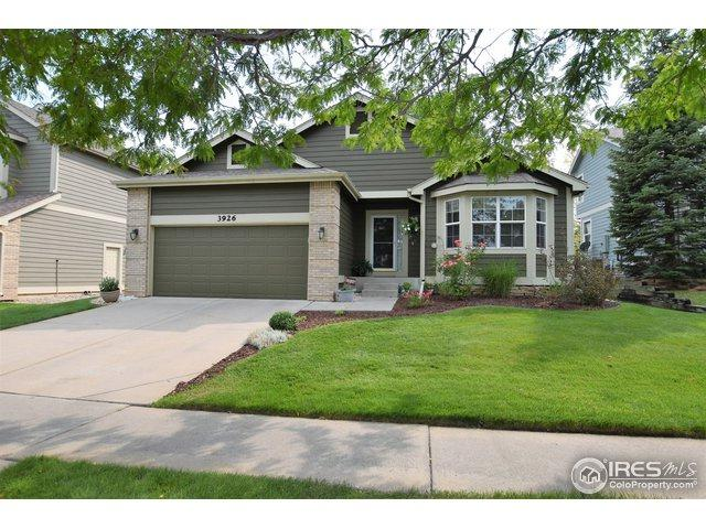 3926 Foothills Dr, Loveland, CO 80537 (MLS #858740) :: Downtown Real Estate Partners
