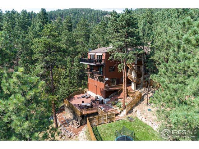 2593 Sunshine Canyon Dr, Boulder, CO 80302 (MLS #858776) :: 8z Real Estate