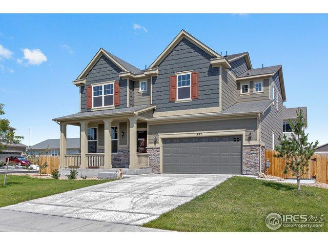 392 Cade St, Brighton, CO 80601 (#858781) :: The Peak Properties Group