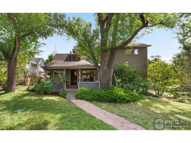 2656 4th St, Boulder, CO 80304 (MLS #858786) :: 8z Real Estate