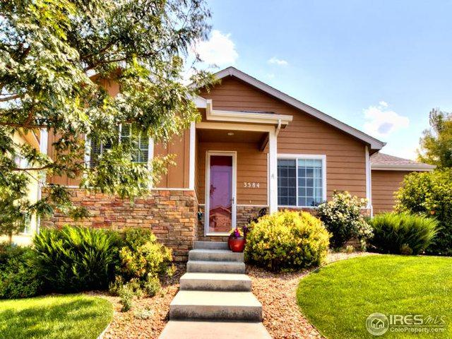3584 Parlin St, Loveland, CO 80538 (MLS #858815) :: Downtown Real Estate Partners