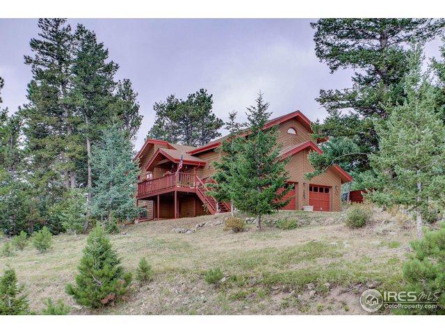 95 Deer Trail Cir, Boulder, CO 80302 (#858819) :: The Peak Properties Group