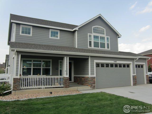5483 Glen Canyon Dr, Frederick, CO 80504 (#858829) :: The Peak Properties Group