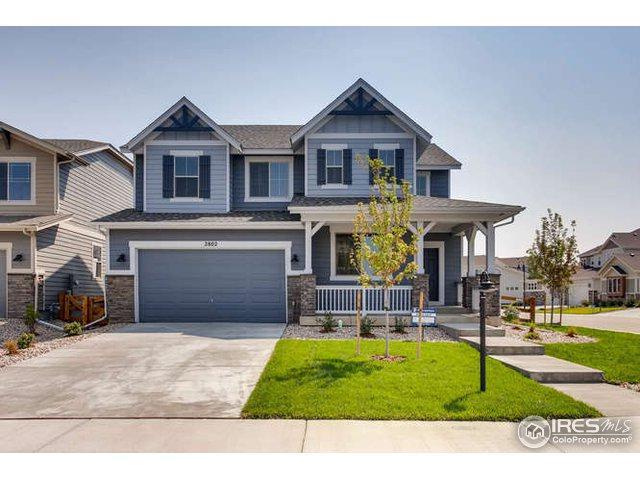 2802 Echo Lake Dr, Loveland, CO 80538 (#858877) :: The Peak Properties Group