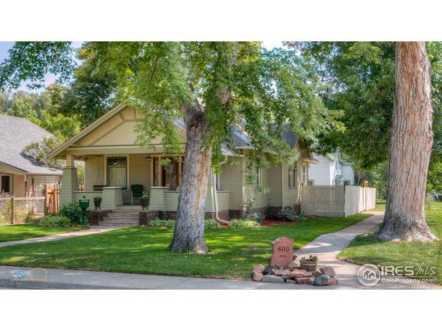 400 Baker St, Longmont, CO 80501 (MLS #858912) :: Downtown Real Estate Partners
