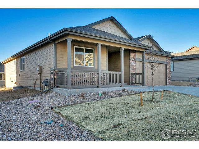 636 Gore Range Dr, Severance, CO 80550 (MLS #858933) :: Downtown Real Estate Partners