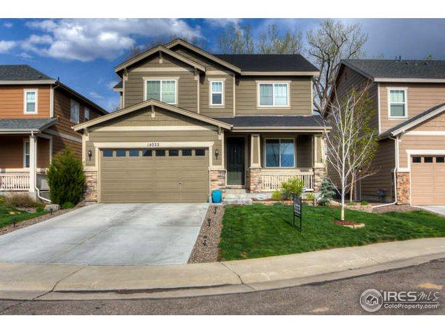 14022 Cook St, Thornton, CO 80602 (MLS #858942) :: Downtown Real Estate Partners