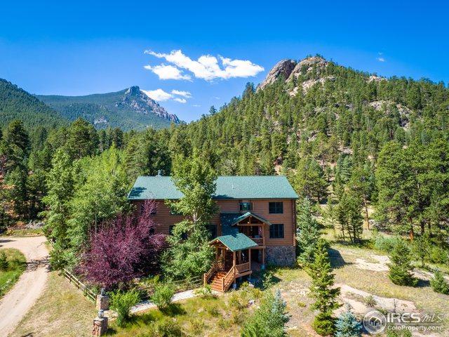 3321 Rockwood Ln, Estes Park, CO 80517 (MLS #858974) :: 8z Real Estate