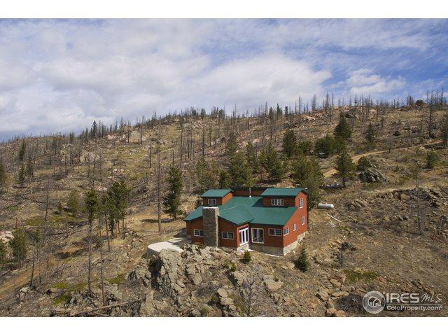 1090 Stove Prairie Rd, Bellvue, CO 80512 (MLS #859003) :: Downtown Real Estate Partners