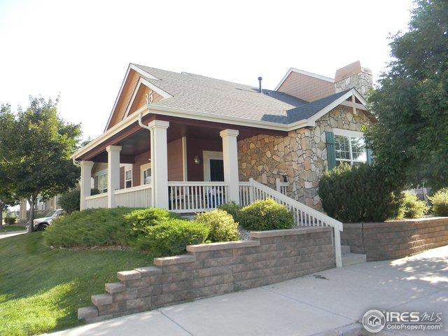 6608 W 3rd St #56, Greeley, CO 80634 (MLS #859015) :: Tracy's Team