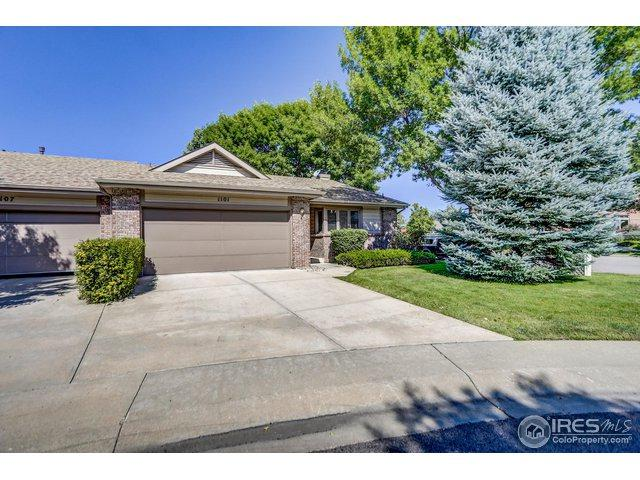 1101 Valley Oak Ct, Fort Collins, CO 80525 (#859022) :: The Peak Properties Group