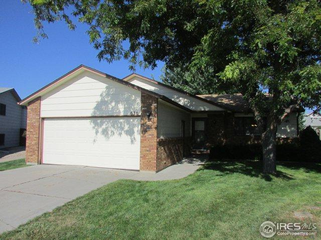 630 Peach Tree Pl, Loveland, CO 80538 (MLS #859023) :: Downtown Real Estate Partners